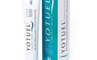 Зубная паста Yotuel Classic