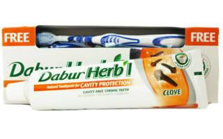 Дабур Гвоздика зубная паста