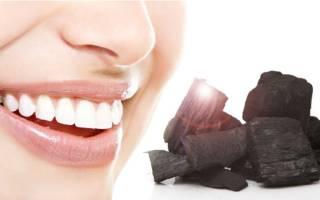 Как отбелить зубы активированным углем в домашних условиях?
