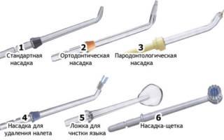 Ирригаторы для брекетов