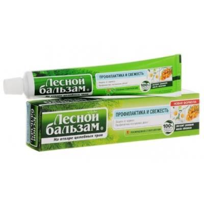 Зубная паста Лесной бальзам