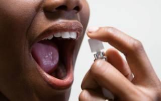 Средство от запаха изо рта