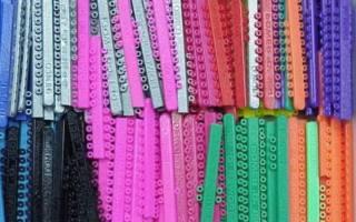 Цветные резинки для брекетов