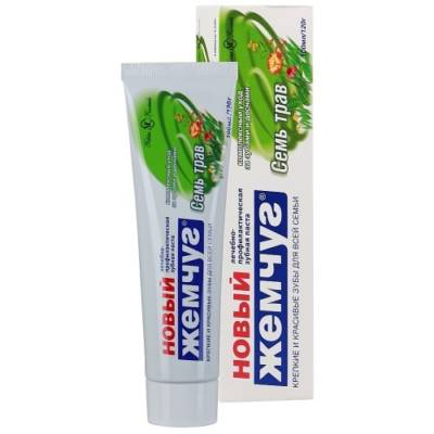 Зубная паста Жемчуг