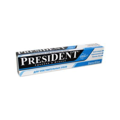 Зубная паста PRESIDENT Sensitive