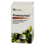 Препарат Ромазулан