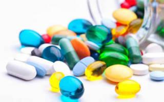 Цветные лекарства