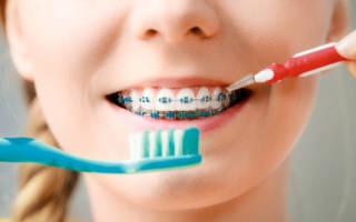 Обработка зубов