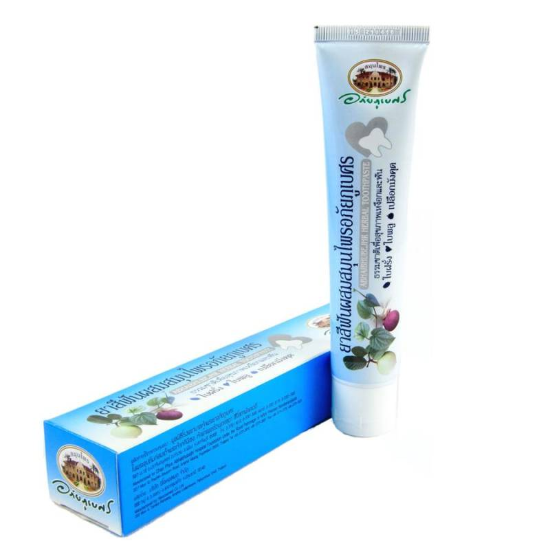 Зубная паста Abhai Herbal Toothpaste
