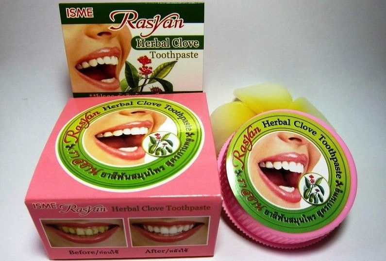 Herbal Clove Toothpaste