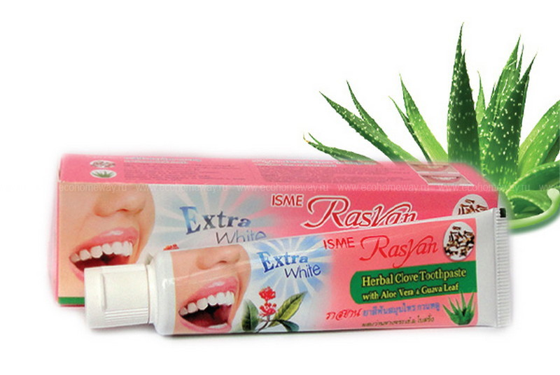 Зубная паста Rasyan