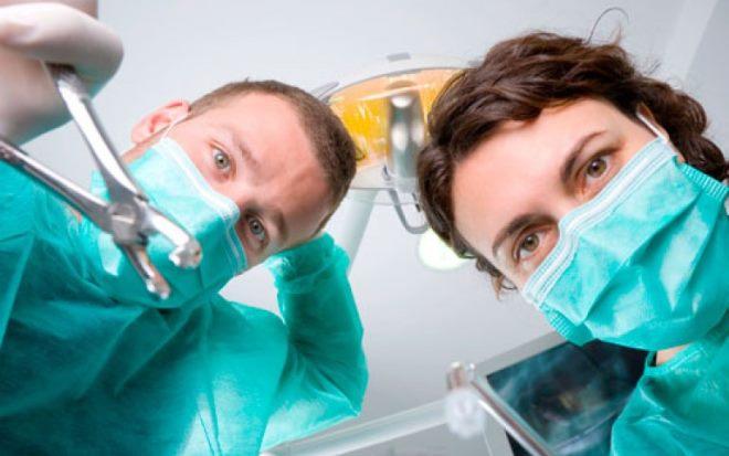 Показания к депульпированию зубов в ортопедических целях