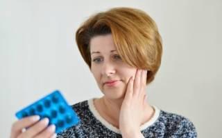 Женщина с таблетками