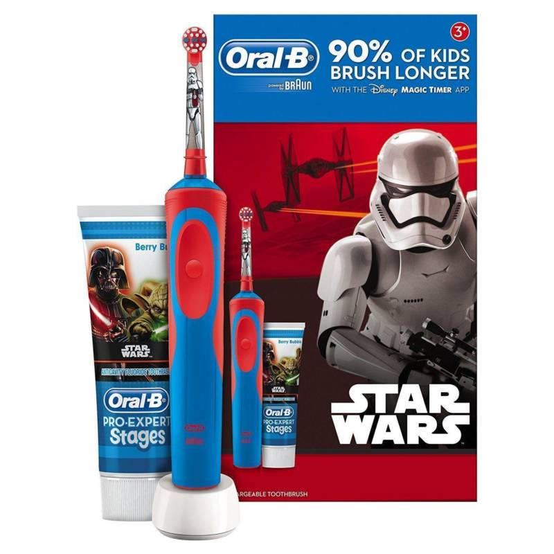 Щетка Oral-B Kids Vitality StarWars