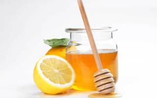 Лимон и мед