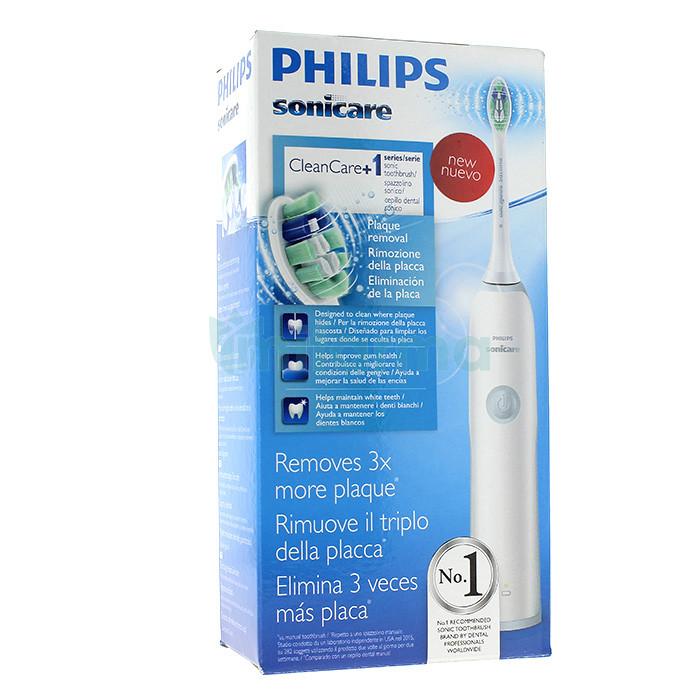 Щетка Philips Sonicare CleanCare+ HX3212/03