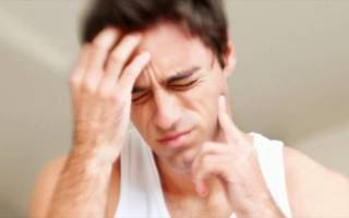 Зубная боль отдает в голову