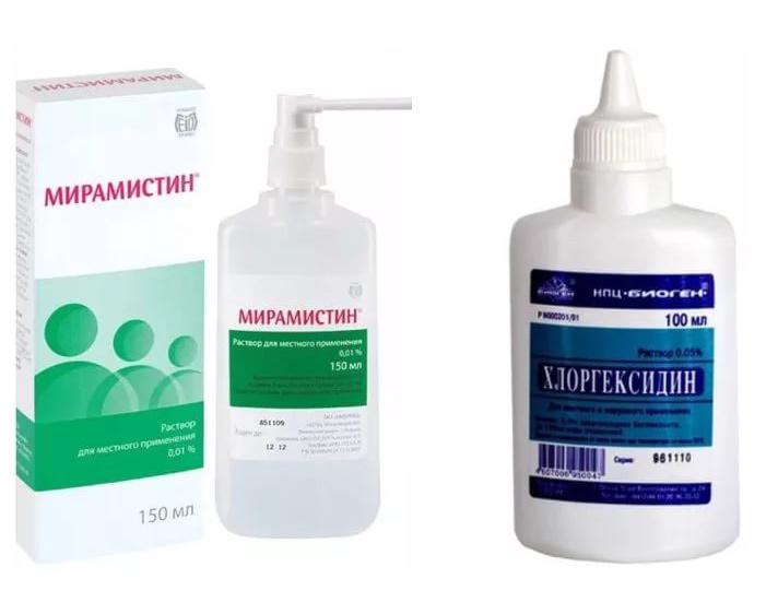 профилактика ИППП: препараты