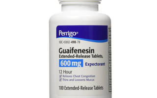 Таблетки Гуафенизин