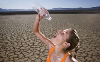 Утренняя жажда