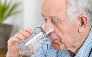 Сухость во рту у пожилых
