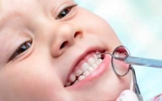 Ровные зубы у ребенка